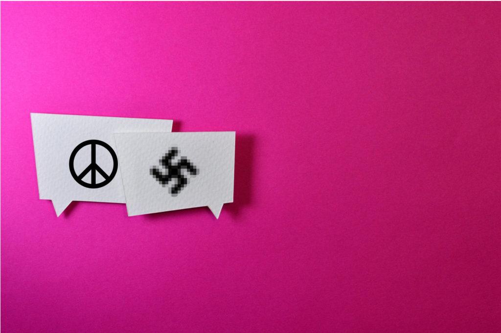 Samtalen for fred tillbaka pa ruta ett